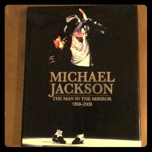 Other - Michael Jackson~Man in the Mirror 1958-2009 book~